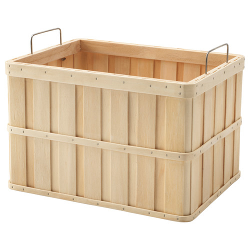 BRANKIS Basket, natural