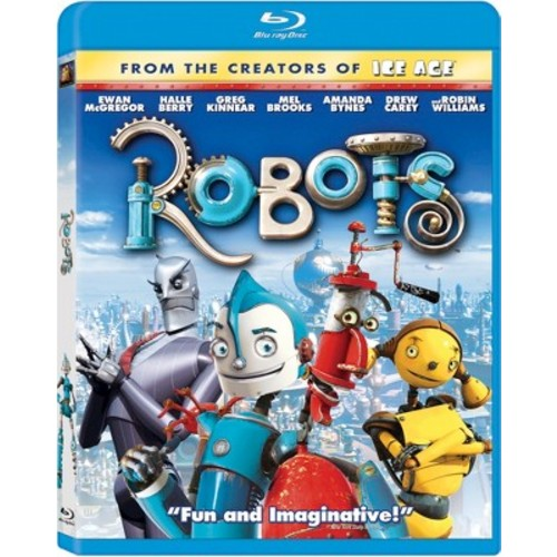 20th Century Fox Robots Blu-Ray
