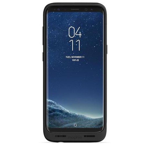 Mophie Juice Pack Battery Case for Samsung Galaxy S8, Black