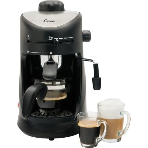 Capresso Espresso and Cappuccino Machine, 4-Cup