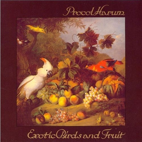 Exotic Birds and Fruit [CD]