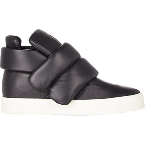 Puff-Strap Sneakers