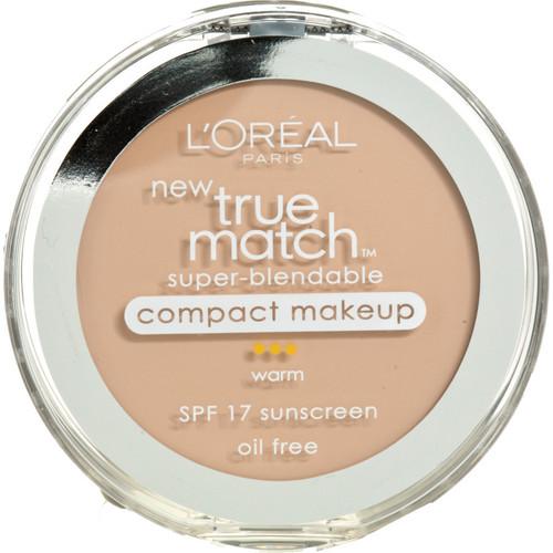 True Match Super-Blendable Compact Makeup SPF 17 [Porcelain]