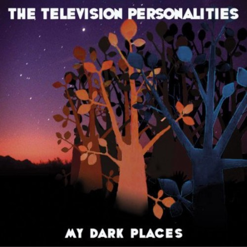 My Dark Places [CD]