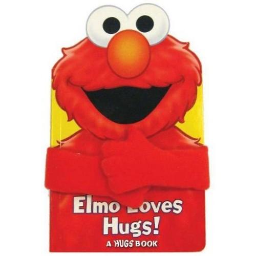 Sesame Street Elmo Loves Hugs! (Hardcover) (Gina Gold & Tom Brannon)