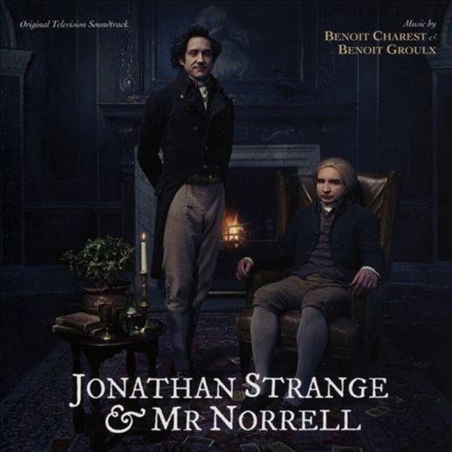 Jonathan Strange and Mr. Norrell [Original Television Soundtrack] [CD]