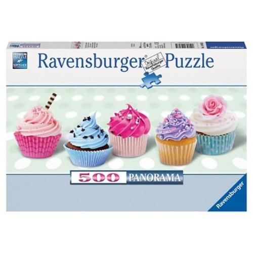 Ravensburger Jigsaw Puzzle 500-Piece Panorama - Cupcakes