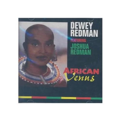 African Venus [CD]