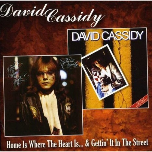 Home Is Where the Heart Is/Getting' It in the Street [CD]