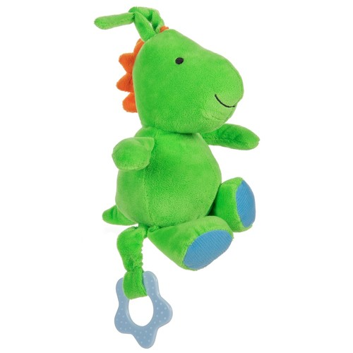 Carter's Boy Dino Musical Pull Toy (For Kids)