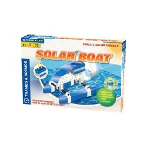 Thames & Kosmos Thames And Kosmos Solar Boat Set Science Kit