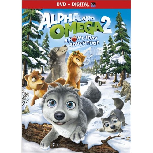 Alpha and Omega 2: A Howl-iday Adventure [DVD] [2013]