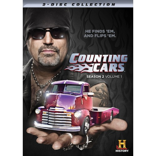 Counting Cars: Season 2, Vol. 1 [2 Discs] [DVD]