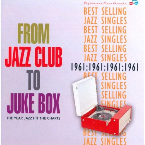 From Jazz Club To Juke Box [CD]