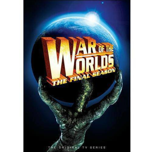 War of the Worlds: The Final Season [5 Discs] [DVD]