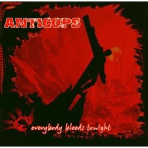 Everyone Bleeds Tonight [CD]