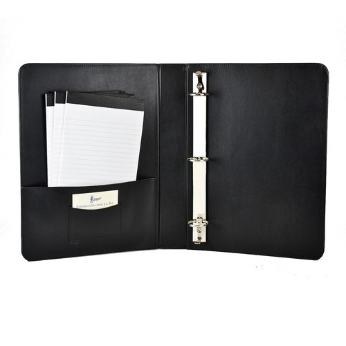 Royce Leather 2 in. D Ring Binder
