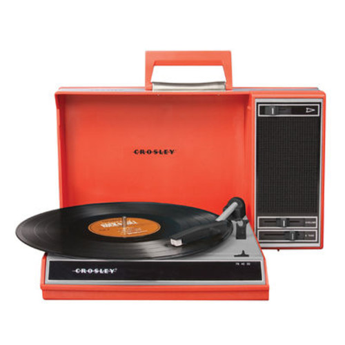 Crosley Spinnerette Portable Turntable