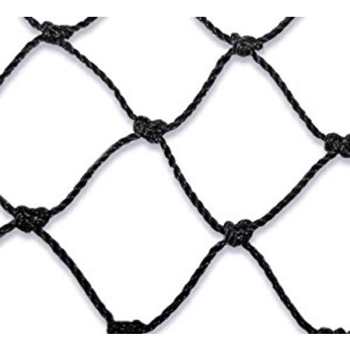 Bird-X Heavy Duty Premium Bird Netting Ideal for Heavy-Duty Applications, 25' by 25' [25 by 25-Feet]
