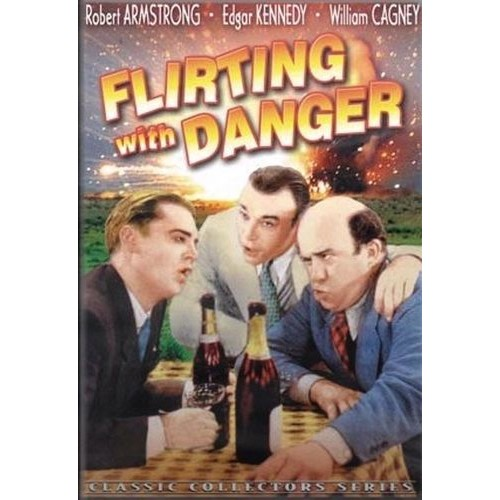 Flirting with Danger [DVD] [1935]