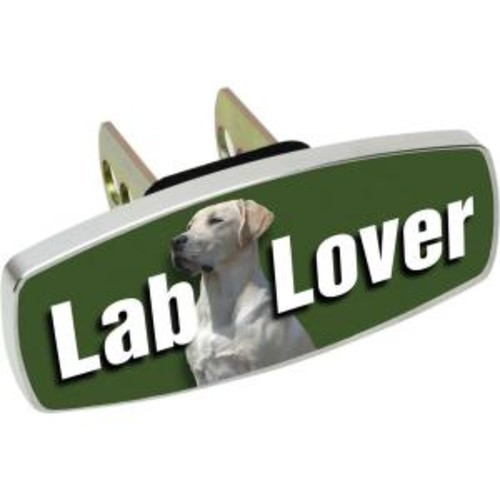 HitchMate Lab Lover Hitch Cover