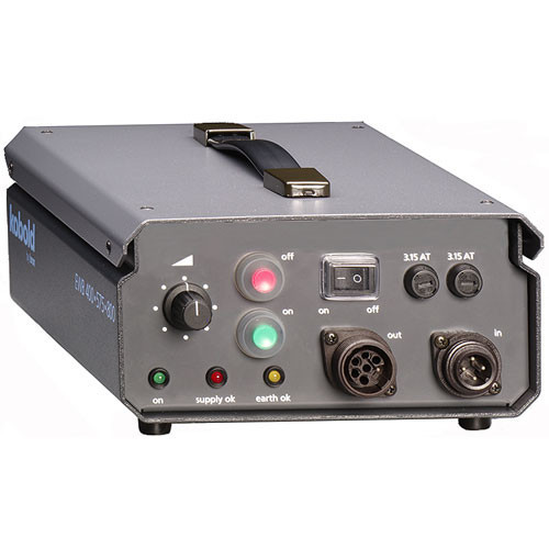 EWB-400.575.800 AC Ballast for DW 400, DW 575, DW 800 (85-265 VAC)