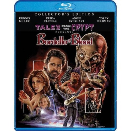 Tales From the Crypt - Bordello of Blood [Blu-ray]