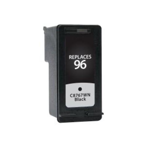 V7 - Black - ink cartridge (equivalent to: HP 96) - for HP Deskjet 69XX; Officejet 72XX; Photosmart 25XX, 26XX, 27XX, 81XX, 84XX, 87XX, Pro B8330