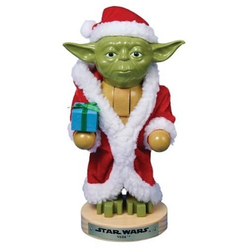 Star Wars Yoda Christmas Nutcracker