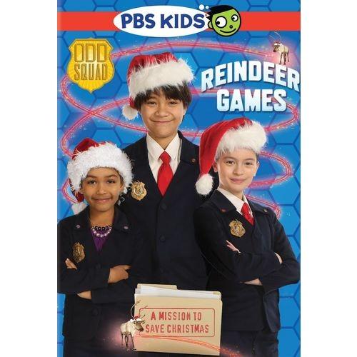 Odd Squad: Reindeer Games [DVD]