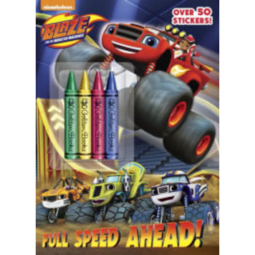 Full Speed Ahead! (Blaze and the Monster Machines)