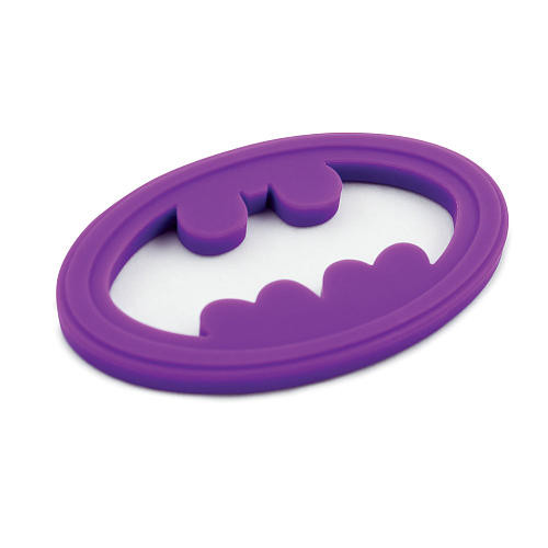 Bumkins DC Comics Bumkins Icon Silicone Teethers - Batgirl