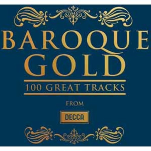 Baroque Gold - 100 Great Tracks [Audio CD]