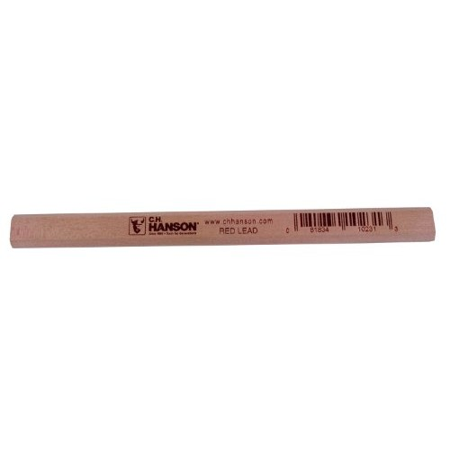 CH Hanson 10378 Hard Lead Carpenter's Pencil 1 pc