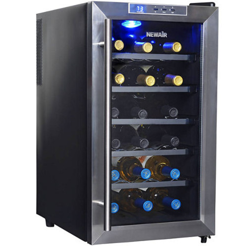 Air AW-181E Thermoelectric Wine Cooler