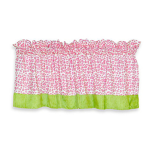 Country Home Laugh, Giggle & Smile Sassy Jungle Friend Valance