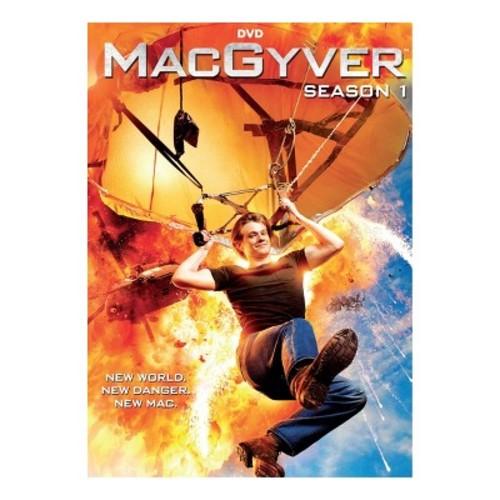 Macgyver: Season 1 (DVD)