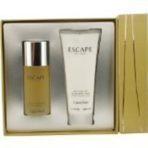 Calvin Klein Escape Gift Set Eau De Toilette Spray for Men