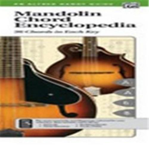 Alfred Mandolin Chord Encyclopedia - 2nd Edition (LFR2016)