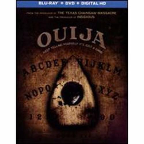 Ouija [2 Discs] [Includes Digital Copy] [UltraViolet] [Blu-ray/DVD]