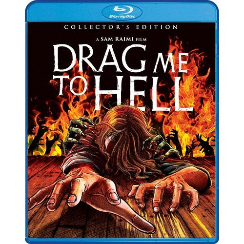 Drag Me to Hell [Collector's Edition] [Blu-ray] [2009]