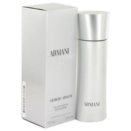 Giorgio Armani Armani Code Ice by Giorgio Armani Eau De Toilette Spray 2.5 oz 75 ml Men