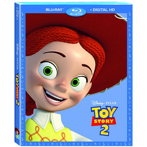 Toy Story 2 Blu-Ray Combo Pack (Blu-Ray/Digital HD)