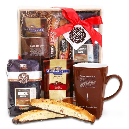 Alder Creek The Coffee Bean & Tea Leaf Delights Gift Box