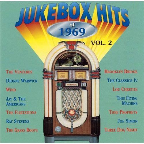 Jukebox Hits of 1969, Vol. 2 [CD]