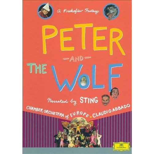 Peter and the Wolf: A Prokofiev Fantasy Video
