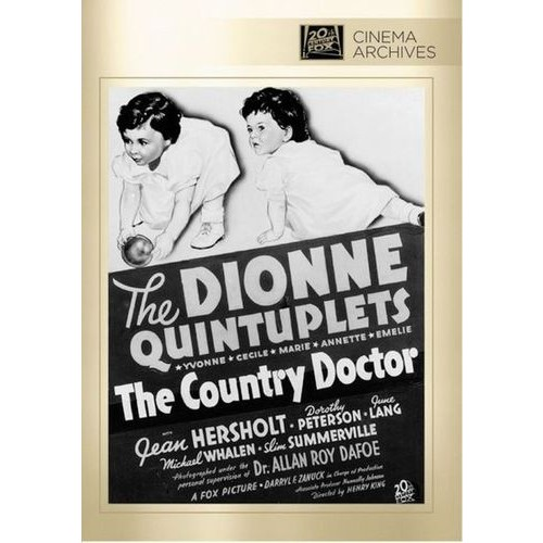The Country Doctor [DVD] [1936]