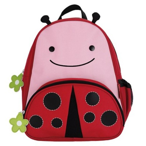 Skip Hop Zoo Little Kids & Toddler Backpack - Ladybug