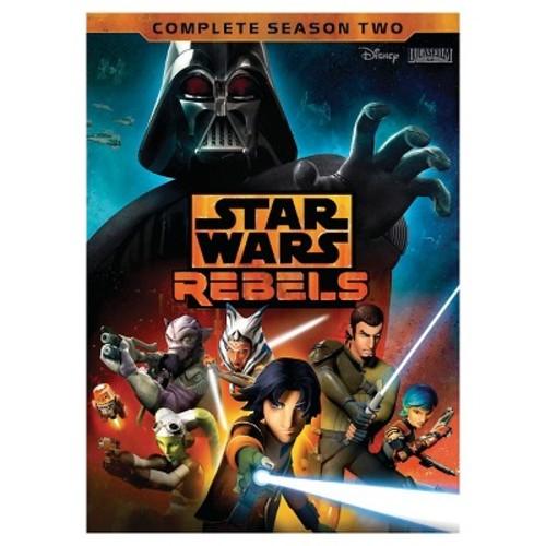 Star Wars Rebels: Complete Season 2 4-Disc DVD