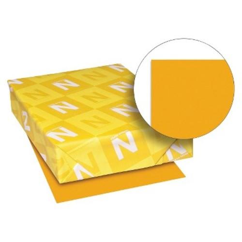 Neenah Paper Astrobrights Colored Paper, 24 lb - Orange (500 Sheets Per Ream)